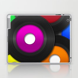 45 RPM Records Laptop & iPad Skin