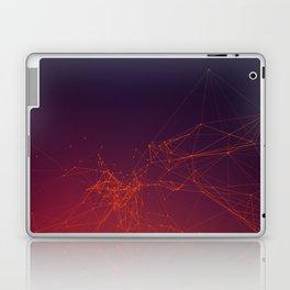 Sunset gradient connection Laptop & iPad Skin