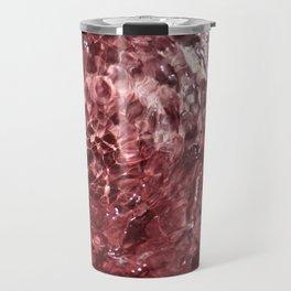 Cotton candy art Travel Mug