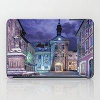 gotham iPad Cases featuring Gotham by Robin Curtiss