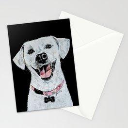 Smiling Dog Stationery Cards