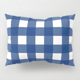 Gingham Girl Pillow Sham