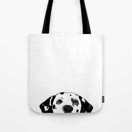 Dalmatian #1 Tote Bag