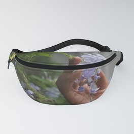the last breath ~ flower ~ Fanny Pack
