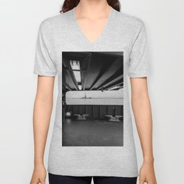 Statue of Liberty from the Ferry Unisex V-Neck