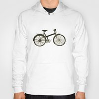 bicycle Hoodies featuring Bicycle by chyworks