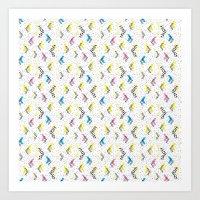 jem Art Prints featuring Jem 1 by Kukka