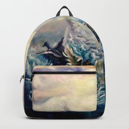 Ugly duckling transformation Backpack