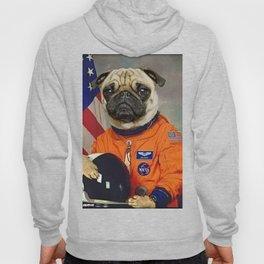 Space Pug Hoody