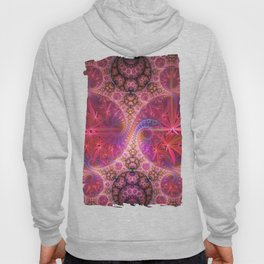 Decorative artwork with amazing curls, swirls and patterns Hoody