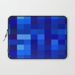 Blue Mosaic Laptop Sleeve
