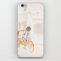 sam smith iPhone & iPod Skins featuring Sam by David Fleck