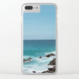 Pedregal, Mexico V Clear iPhone Case