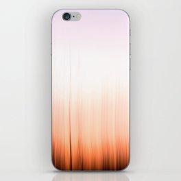 Sunset Flames iPhone Skin
