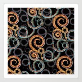 Scitalis Art Print