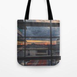 Morning Ember Tote Bag