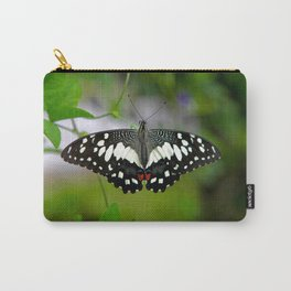 Butterfly Large Carry-All Pouch