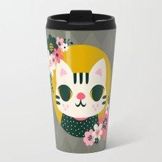 Cat in a Sweater Travel Mug