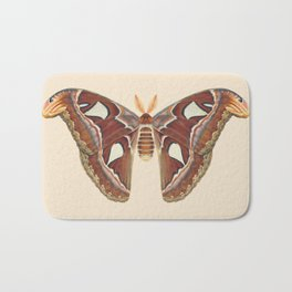 Atlas moth Bath Mat