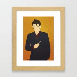 10th Framed Art Print