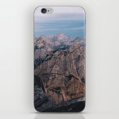 Just mountains iPhone & iPod Skin