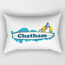 Chatham Ligthhouse  Rectangular Pillow