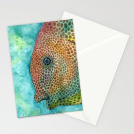 freckle fish Stationery Cards