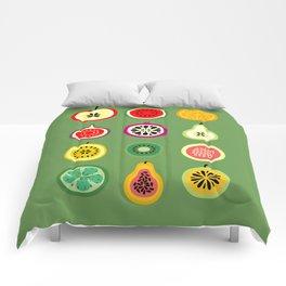 Banca de Frutas Comforters