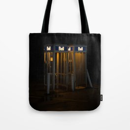 Bell Tote Bag