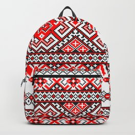 Cross stitch pattern Backpack