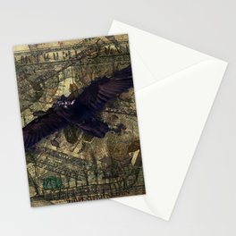 George's Requiem Stationery Cards
