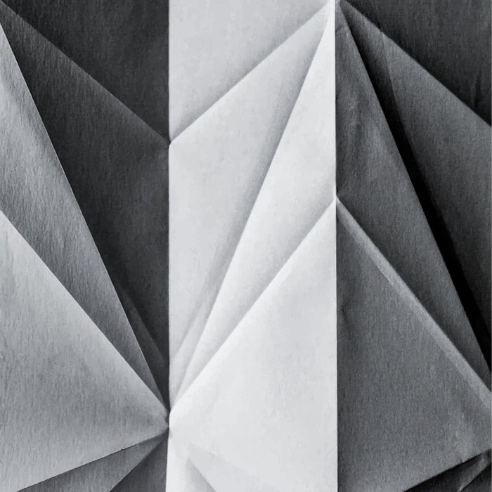 Folded Paper 1 Comforters