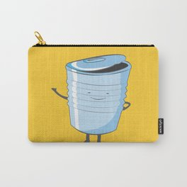 Tin Can Man Carry-All Pouch