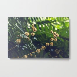 Golden Fruit Metal Print