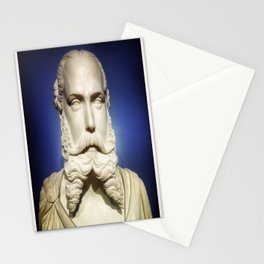 Maximilian Sculpture, National Museum of Art, Mexico City, Mexico Stationery Cards
