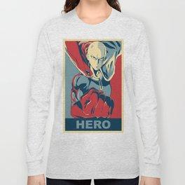 Saitama - Hero Long Sleeve T-shirt