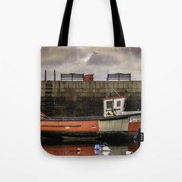 Bullock Harbour,  Dublin Tote Bag
