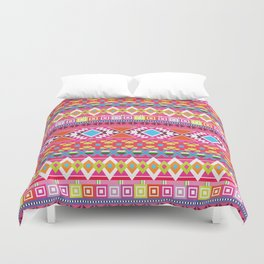 Andes Cinco Duvet Cover