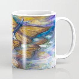 Shaded Wings Coffee Mug