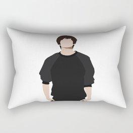 Seventeen - Wonwoo Rectangular Pillow