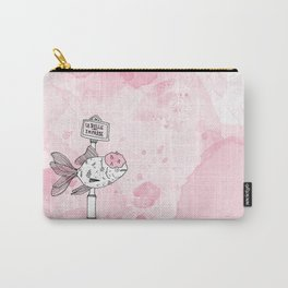 Le beau poisson Carry-All Pouch