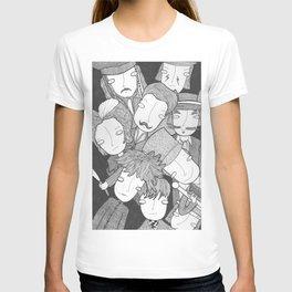 Johnny 9 T-shirt