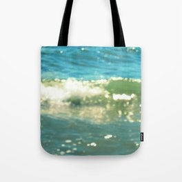 Sea of Bokeh Tote Bag