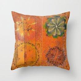 Zymase Harmony Flower  ID:16165-100704-37371 Throw Pillow