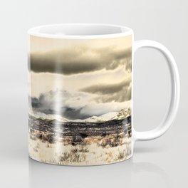 Snow Beyond Coffee Mug