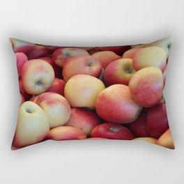 Pile of Apples Rectangular Pillow