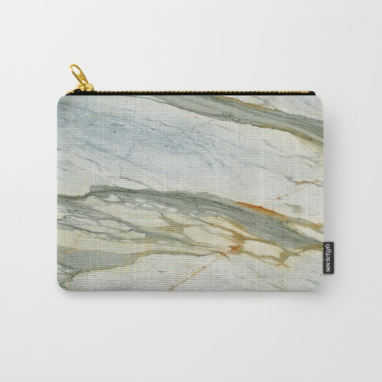 Classic Italian Marble Carry-All Pouch