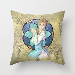 Sandrilene fa Toren Throw Pillow