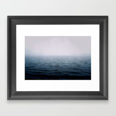 Reaching Towards Infinity Framed Art Print
