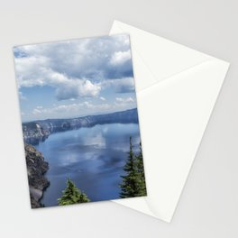 Crater Lake from the North Rim, No. 2 Stationery Cards